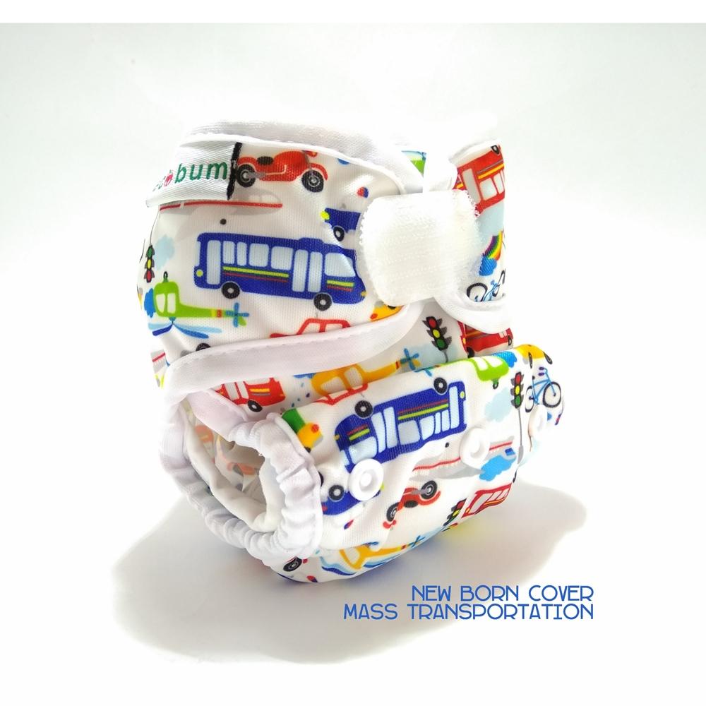 Mass transportation1-clodi newborn ecobum,clodi murah bagus, lokal,impor, rekomended, anti bocor, tidur malam, heavy wetter, bayi baru lahir, prefold