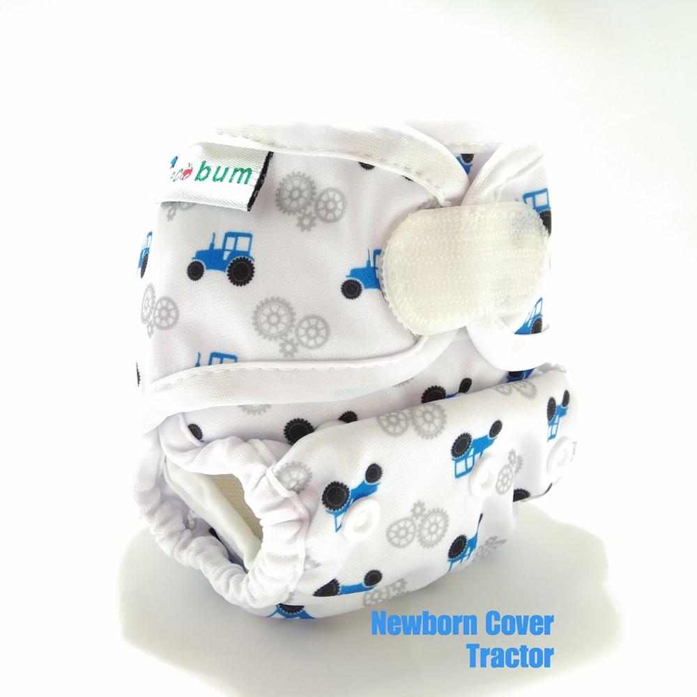 Tractor1-clodi newborn ecobum,clodi murah bagus, lokal,impor, rekomended, anti bocor, tidur malam, heavy wetter, bayi baru lahir, prefold