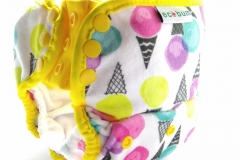Ice cone-clodi Pull up Pant Minky Ecobum,clodi murah bagus, lokal,impor, rekomended, anti bocor,heavy wetter,hemp,bamboo, mikro, prefold, birdy,swim
