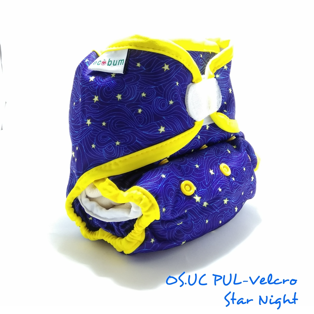 Star night1-clodi Universal Cover (UC),Original Pocket Ecobum,newborn cover,grosir clodi murah bagus, lokal,impor, rekomended,anti bocor,heavy wetter,hemp,bamboo,mikro, prefold